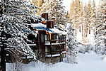 California: Condo lodging Northstar at Lake Tahoe.    Photo copyright Lee Foster.  Photo # cataho100191
