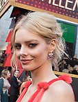 04.03.2018; Hollywood, USA: <br /> SAMARA WEAVING<br /> attends the 90th Annual Academy Awards at the Dolby&reg; Theatre in Hollywood.<br /> Mandatory Photo Credit: &copy;AMPAS/Newspix International<br /> <br /> IMMEDIATE CONFIRMATION OF USAGE REQUIRED:<br /> Newspix International, 31 Chinnery Hill, Bishop's Stortford, ENGLAND CM23 3PS<br /> Tel:+441279 324672  ; Fax: +441279656877<br /> Mobile:  07775681153<br /> e-mail: info@newspixinternational.co.uk<br /> Usage Implies Acceptance of Our Terms &amp; Conditions<br /> Please refer to usage terms. All Fees Payable To Newspix International
