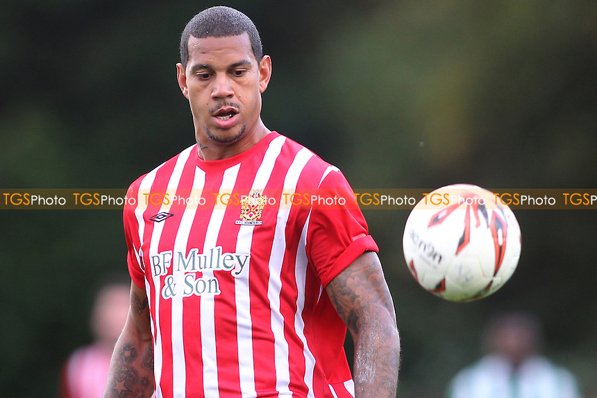 Leon McKenzie of Hornchurch during AFC Hornchurch vs Great Wakering Rovers, Ryman League Division 1 North Football at Hornchurch Stadium on 22nd October 2016