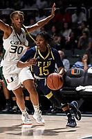 FIU Women's Basketball v. Miami (11/10/17)