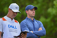 Rory McIlroy (NIR) looks over his tee shot on 5 during day 4 of the WGC Dell Match Play, at the Austin Country Club, Austin, Texas, USA. 3/30/2019.<br /> Picture: Golffile | Ken Murray<br /> <br /> <br /> All photo usage must carry mandatory copyright credit (© Golffile | Ken Murray)