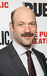 """Corey Stoll during the Off-Broadway Opening Night performance party for """"Plenty""""  at the Public Theatre on October 20, 2016 in New York City."""