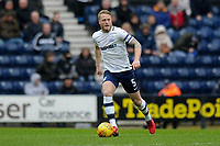 Tom Clarke of Preston North End during Preston North End vs Hull City, Sky Bet EFL Championship Football at Deepdale on 3rd February 2018