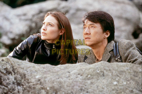 JACKIE CHAN.CLAIRE FORLANI.in The Medallion.Filmstill - Editorial Use Only.Ref: FB.sales@capitalpictures.com.www.capitalpictures.com.Supplied by Capital Pictures.