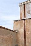 Exterior wall detail, Tumacacori Mission, Tumacacori National Historical Park