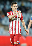 Atletico de Madrid's Matias Kranevitter during La Liga match. February 14,2016. (ALTERPHOTOS/Acero)