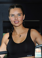 NEW YORK, NY - OCTOBER 03: Victoria's Secret Angel Adriana Lima preps for  this year's VSFS runway in Shanghai with a workout at the Dogpound with trainer Dara Hartman on October 3, 2017 in New York City. <br /> CAP/MPI/PAL<br /> &copy;PAL/MPI/Capital Pictures