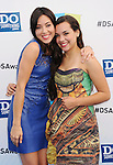 SANTA MONICA, CA - AUGUST 19: Aubrey Plaza and sister arrive at the 2012 Do Something Awards at Barker Hangar on August 19, 2012 in Santa Monica, California. /NortePhoto.com....**CREDITO*OBLIGATORIO** ..*No*Venta*A*Terceros*..*No*Sale*So*third*..*** No Se Permite Hacer Archivo**