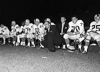 Lou Agase Toronto Argonauts head coach 1960. Copyright photograph Scott Grant