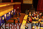 Action from the darts festival in the INEC Killarney on Sunday..   Copyright Kerry's Eye 2008