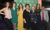 The cast, Alison Cimmet,Brenda Meaney, Gina Costigan, Klea Blackhurst, Haley Mills, Allison Jean White and Amanda Bearse  attend the Opening Night of &quot;Party Face&quot; on January 22, 2018 at Robert at the Museum of Art and DesiBrenda Meaney, gn in New York, New York, USA.<br /> <br /> photo by Robin Platzer/Twin Images<br />  <br /> phone number 212-935-0770