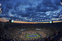 Lo stadio<br /> New York Flushing Meadows 03-09-2013 Tennis Torneo US Open Grande Slam.<br /> Photo Antoine Couvercelle / Panoramic / Insidefoto<br /> ITALY ONLY