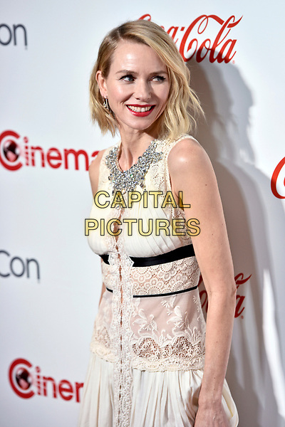 LAS VEGAS, NV - MARCH 30:  Naomi Watts at the CinemaCon Big Screen Achievement Awards  at The Colosseum at Caesars Palace during CinemaCon 2017on March 30, 2017 in Las Vegas, Nevada. <br /> CAP/MPI/KLH<br /> &copy;KLH/MPI/Capital Pictures