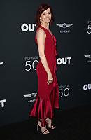10 August 2017 - Los Angeles, California - Carrie Preston. OUT Magazine's Inaugural POWER 50 Gala & Awards Presentation. Photo Credit: F. Sadou/AdMedia
