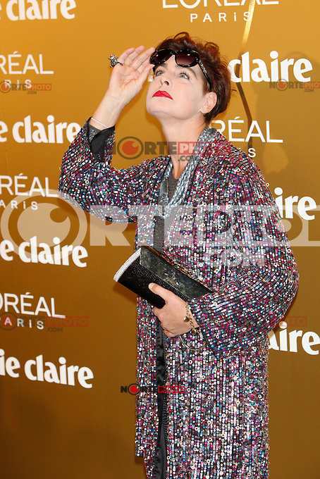 Antonia Dell'Atte attend Marie Claire Prix de la Moda awards 2012 at French Embassy in Madrid. November 22, 2012. (ALTERPHOTOS/Caro Marin) /NortePhoto