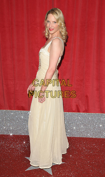 Andrea Gordon at the British Soap Awards 2017, The Lowry Theatre, Pier 8, Salford Quays, Salford, Manchester, England, UK, on Saturday 03 June 2017.<br /> CAP/CAN<br /> &copy;CAN/Capital Pictures