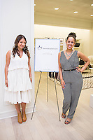 The Intern Queen Party at Ann Taylor in DC on August 5th, 2014. Photos by Joy Asico/Guest of a Guest