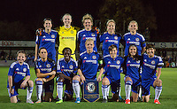 Chelsea Ladies v VfL Wolfsburg Women - Champions League Group of 16 - 11/11/2015