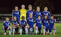 Chelsea Ladies v VfL Wolfsburg Women - Champions League Group of 16 - 11/11/2015