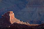 Cedar Ridge and O'Neil Butte seen from Pipe Creek Vista, Grand Canyon National Park, AZ, USA
