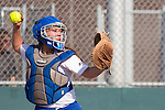 2013 Spring Softball: Los Altos High School
