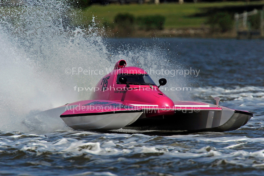 "Kasey Browning, T-15 ""Hot Stuff"" (1 Litre Stock hydroplane(s)"