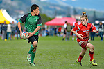 NELSON, NEW ZEALAND - August 26: 2017 Nelson 7's Rugby Tournament, August 26, 2017, Neale Park, Nelson, New Zealand. (Photo by: Barry Whitnall Shuttersport Limited)