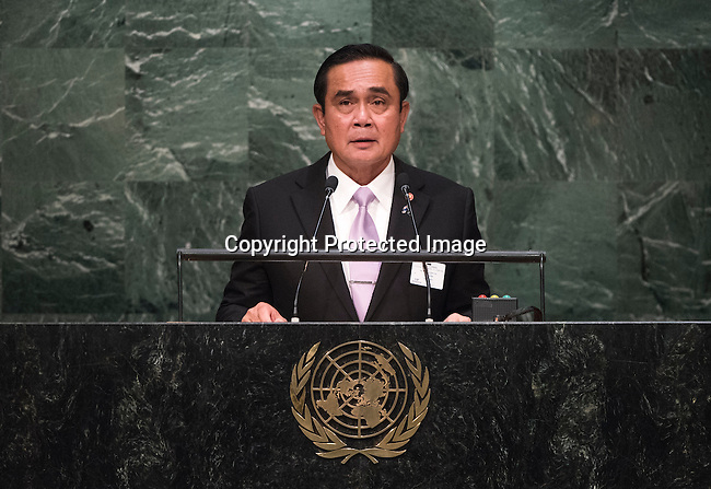Statement by His Excellency General Prayut Chan-o-Cha, Prime Minister of the Kingdom of Thailand
