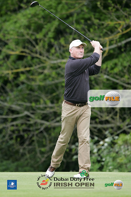 John Moloney during Wednesday's Pro-Am ahead of the 2016 Dubai Duty Free Irish Open Hosted by The Rory Foundation which is played at the K Club Golf Resort, Straffan, Co. Kildare, Ireland. 18/05/2016. Picture Golffile | TJ Caffrey.<br /> <br /> All photo usage must display a mandatory copyright credit as: &copy; Golffile | TJ Caffrey.