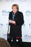 Betsy Parrish walks the red carpet for the 14th-Annual Monte Cristo Award dinner honoring Meryl Streep