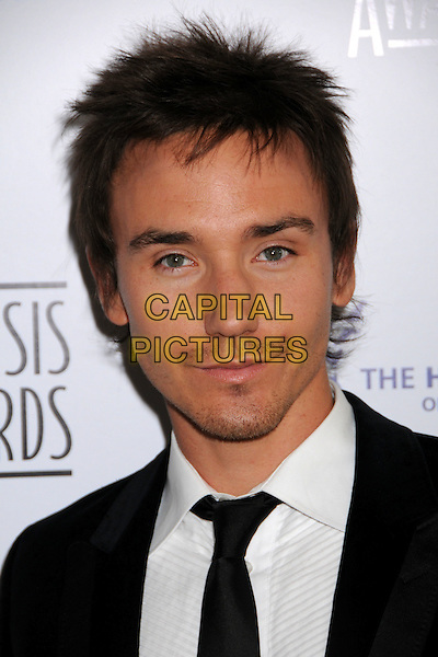 ROB STEWART.22nd Annual Genesis Awards at the Beverly Hilton Hotel, Beverly Hills, California, USA..March 29th, 2008.headshot portrait stubble facial hair .CAP/ADM/BP.©Byron Purvis/AdMedia/Capital Pictures.