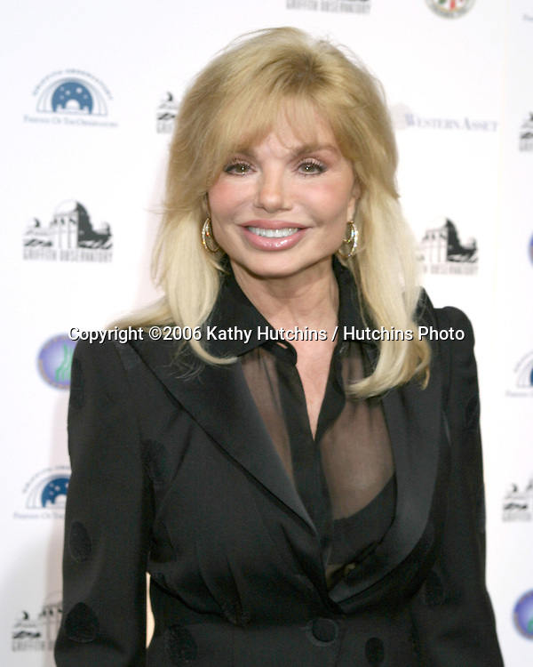 Loni Anderson.Griffith Park Observatory Re-Opening Gala.Los Angeles, CA.October  29, 2006.©2006 Kathy Hutchins / Hutchins Photo....