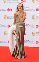 Amanda Mealing at the British Academy (BAFTA) Television Awards 2019, Royal Festival Hall, Southbank Centre, Belvedere Road, London, England, UK, on Sunday 12th May 2019.<br /> CAP/CAN<br /> ©CAN/Capital Pictures