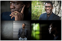   Clarence Seedorf - football player and coach  <br /> client: Getty Images for The Coaches' Voice UK