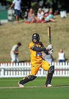 151227 Ford Trophy Cricket - Wellington Firebirds v Northern Knights