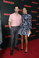 "LOS ANGELES - JUL 31:  Iddo Goldberg, Ashley Madekwe at the ""Driven"" Los Angeles Premiere at the ArcLight Hollywood on July 31, 2019 in Los Angeles, CA"