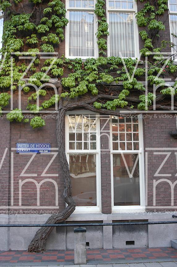 AMSTERDAM-HOLANDA- Calle Pieter de Hooch en Amsterdam./ Pieter de Hooch street in Amsterdam.  Photo: VizzorImage/STR