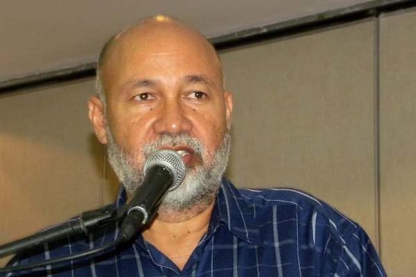 El director de Casa Abierta, Juan Raddamés de la Rosa. FE