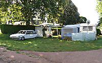 Caravan holiday in France..©shoutpictures.com..john@shoutpictures.com