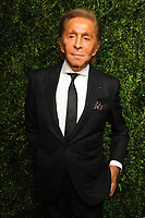 NEW YORK, NY - NOVEMBER 6: Valentino at the 14th Annual CFDA Vogue Fashion Fund Gala at Weylin in Brooklyn, New York City on November 6, 2017. <br /> CAP/MPI/JP<br /> &copy;JP/MPI/Capital Pictures