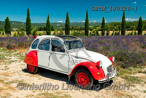Tom Mackie, LANDSCAPES, LANDSCHAFTEN, PAISAJES, photos,+Citroen 2CV, Europa, Europe, European, France, Provence, Tom Mackie, car, cars, classic car, french, horizontal, horizontals,+red, white,Citroen 2CV, Europa, Europe, European, France, Provence, Tom Mackie, car, cars, classic car, french, horizontal,+horizontals, red, white++,GBTM180328-1,#l#, EVERYDAY