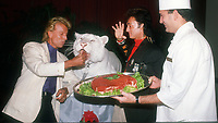 Siegfried & Roy, 1987, Photo By John Barrett/PHOTOlink