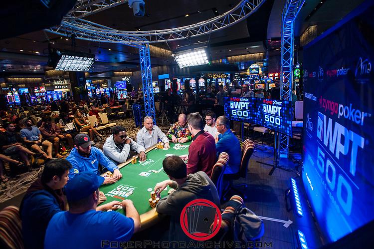 WPT500 Las Vegas Season 17