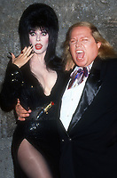 Elvira, Sam Kinison, 1990s, Photo By Michael Ferguson/PHOTOlink