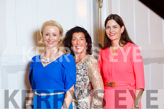 Orla Griffin(Tralee), Carol Benner(The Spa) and Madeline McCarthy(Ballyrickard)
