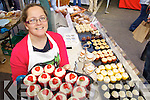 Deirdre Power from Cupcakes by Dee at the Dingle Food festival on Saturday