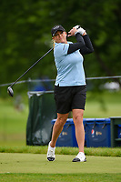 Cristie Kerr (USA) watches her tee shot on 12 during the round 2 of the KPMG Women's PGA Championship, Hazeltine National, Chaska, Minnesota, USA. 6/21/2019.<br /> Picture: Golffile | Ken Murray<br /> <br /> <br /> All photo usage must carry mandatory copyright credit (© Golffile | Ken Murray)