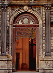 This is one of my favorite Italian doors with intricate ornate ? Corinthian architecture.