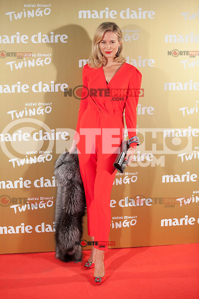 Maria Leon attends Marie Claire´s XII Fashion Prix ceremony in Madrid, Spain. November 19, 2014. (ALTERPHOTOS/Victor Blanco)