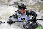 ADVENTURE:  June 5, 2009:  Women's Freestyle Kayak completion at the Teva Mountain Games, Vail, Colorado.